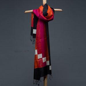 scarf organic silk