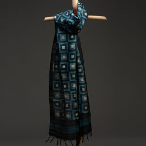 ahimsa silk scarf