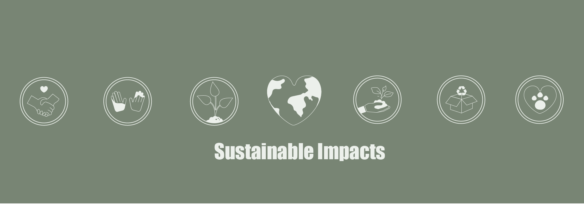 sustainable impacts